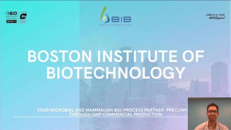 BIB presents at Bio International Convention